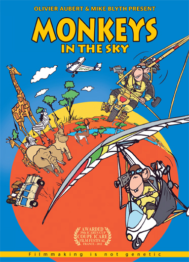 Olivier Aubert and Mike Blyth present: Monkeys in the Sky